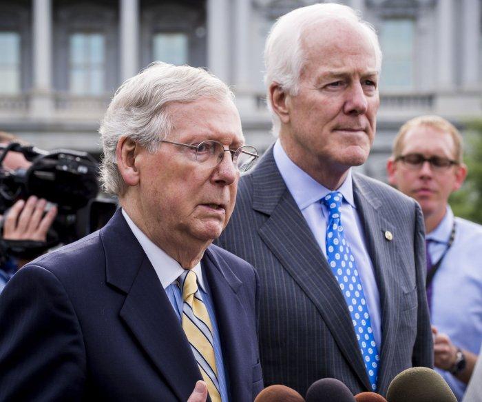 Senate preps for vote on advancing GOP healthcare reform