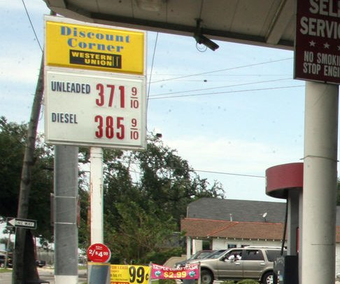 Supply and demand factors mean higher gas prices