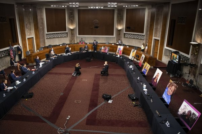 Judge Amy Coney Barrett nominated to U.S. Supreme Court