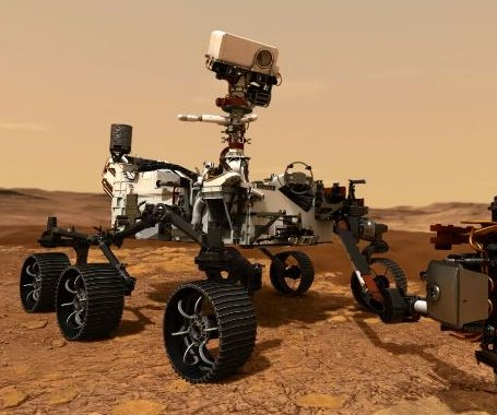 NASA's Mars rover to collect first sounds ever recorded on other planet