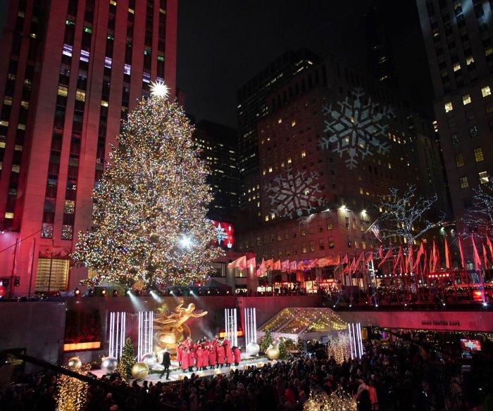 Rockefeller Center Christmas Tree Lighting Performers: Top News, Latest Headlines, Latest News, World News & U.S