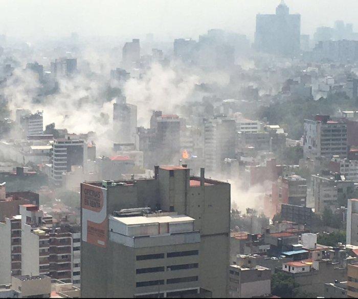 At least 149 dead as 7.1-magnitude earthquake hits Mexico