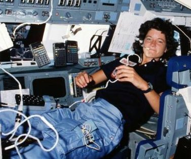 Sally Ride a pioneer who influenced many women who followed