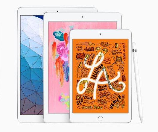 Apple unveils new iPad Air, iPad mini