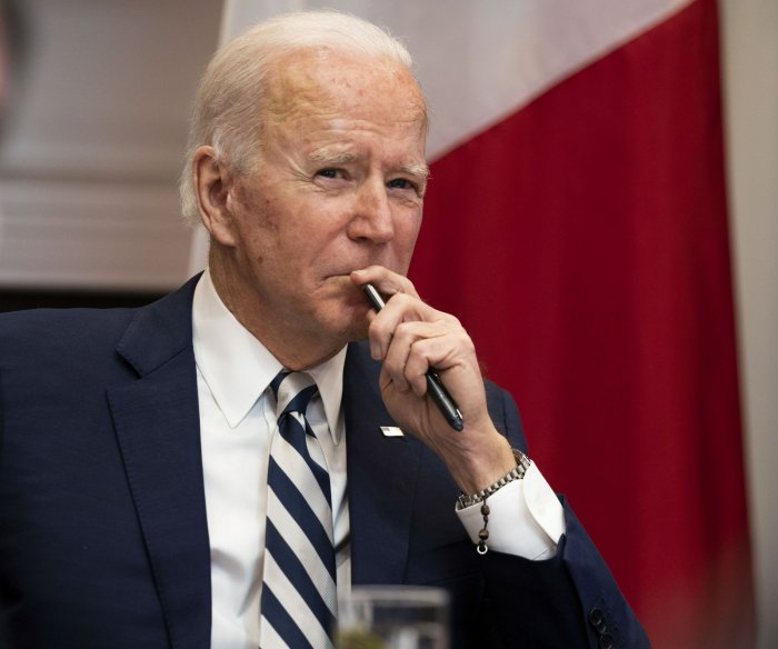 Biden, Senate Democrats to plot way forward for $1.9T COVID-19 stimulus plan