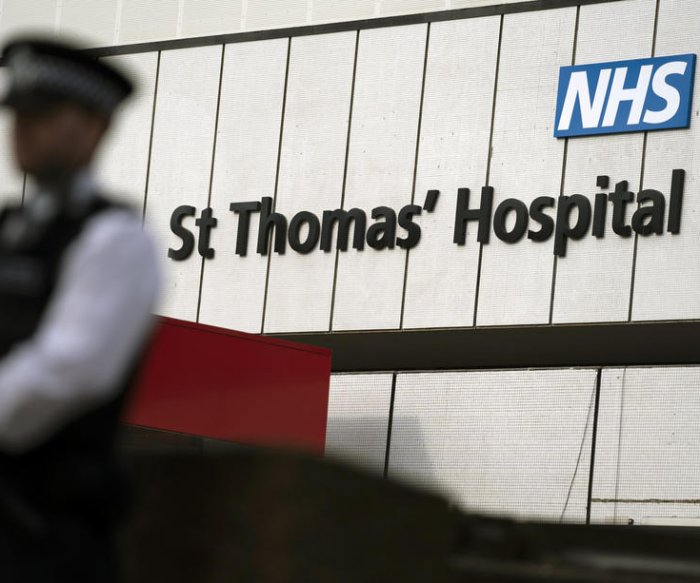 British PM Boris Johnson spends 2nd night in intensive care