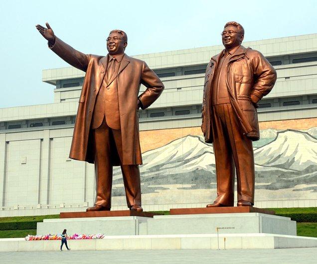 Tourism to North Korea up despite heavy sanctions