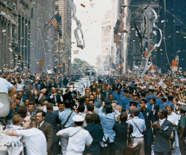 Apollo 11 at 50: Space program transfixed Americans, changed pop culture