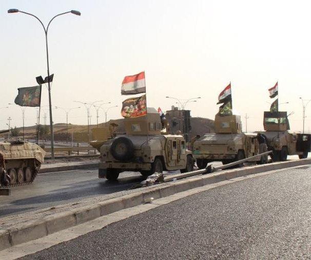 After Kirkuk, Iraq takes Sinjar after Kurdish army withdraws