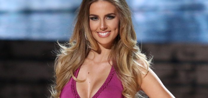 Miss Universe 2015: Swimsuit competition