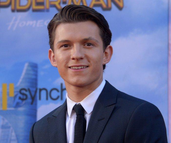 Tom Holland: Gymnastics helped with 'Spider-Man' stunts