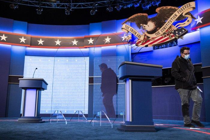 Belmont University preps for final presidential debate