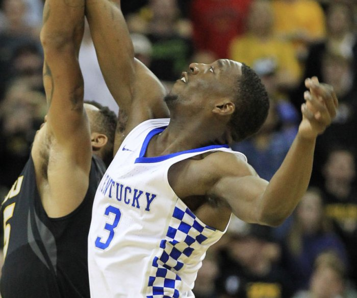 Kentucky's Adebayo says Wildcats 'clicking at the right time'