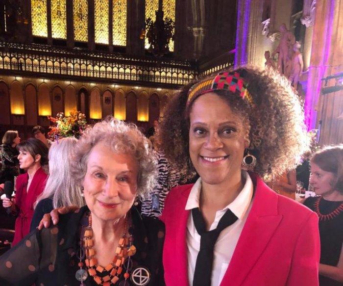 Margaret Atwood, Bernardine Evaristo win 2019 Booker Prize