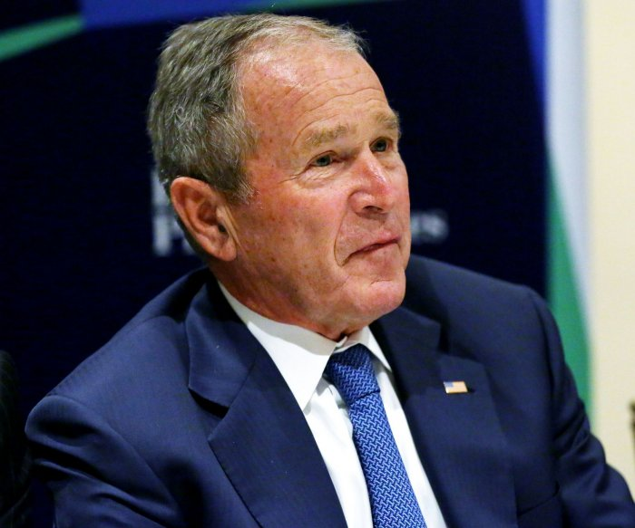 George W. Bush: 'It's time for America to examine our tragic failures'