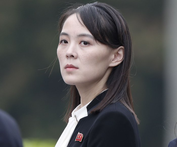 Kim Jong Un's sister: U.S. faces 'disappointment' with dialogue hopes