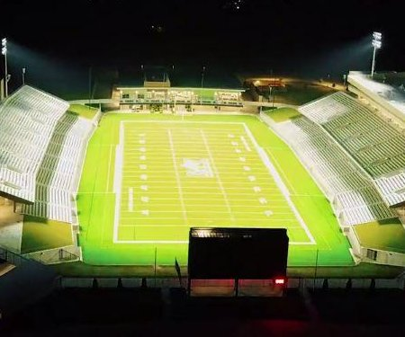 Texas town opens priciest high school football stadium: $72 million