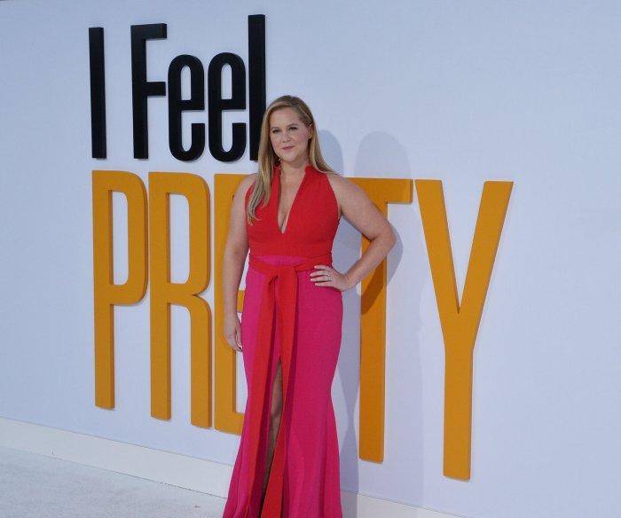 Amy Schumer, Michelle Williams attend 'I Feel Pretty' premiere