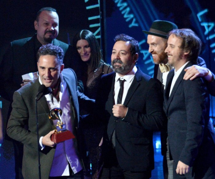 Jorge Drexler, Luis Miguel win big at 19th Latin Grammys