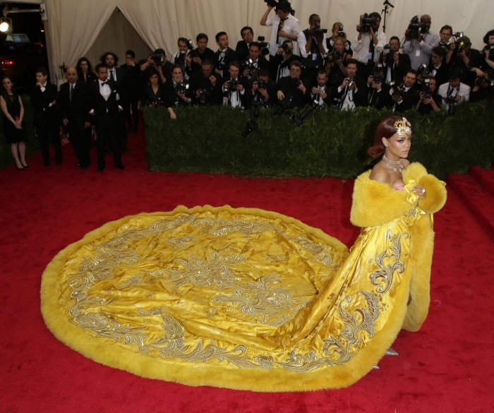 Memorable Met Gala looks through the years