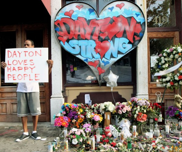 Dayton, Ohio mourns victims of mass shooting