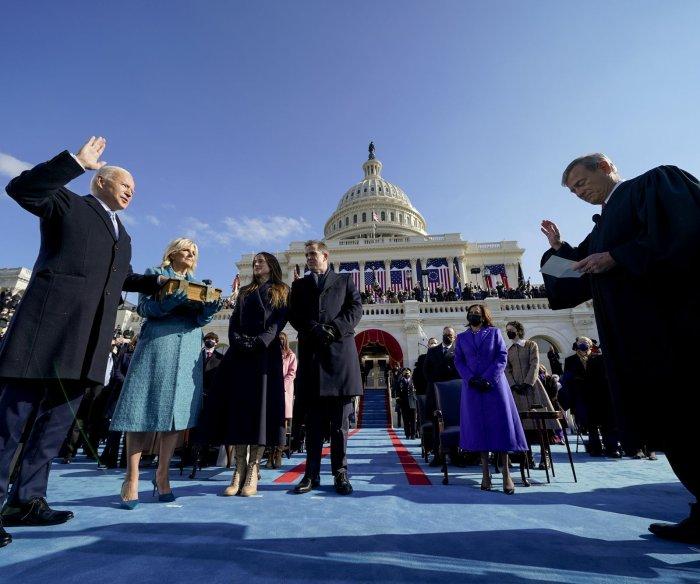 President Joe Biden's 48-year career in government