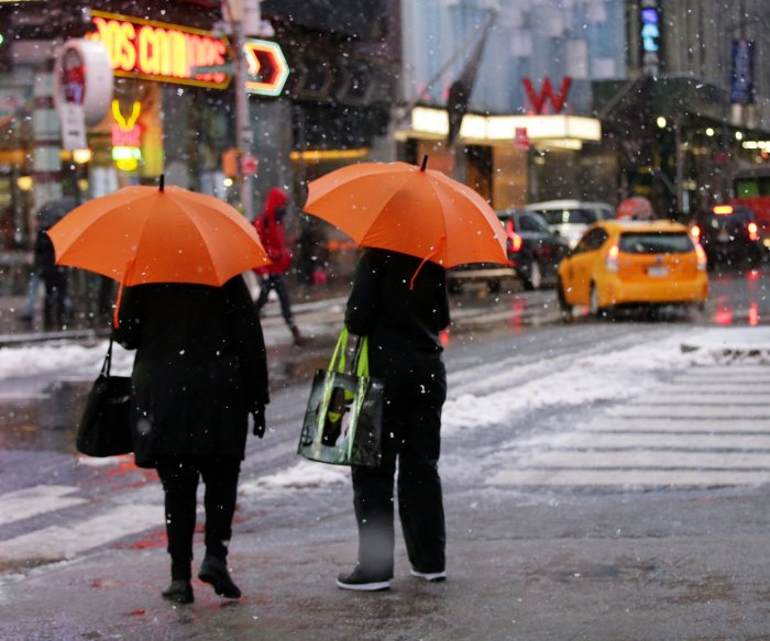 Arctic blast could set chill records in Northeast for Thanksgiving