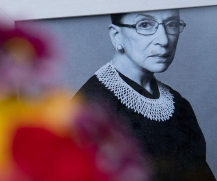 Democrats propose Ruth Bader Ginsburg monument at U.S. Capitol