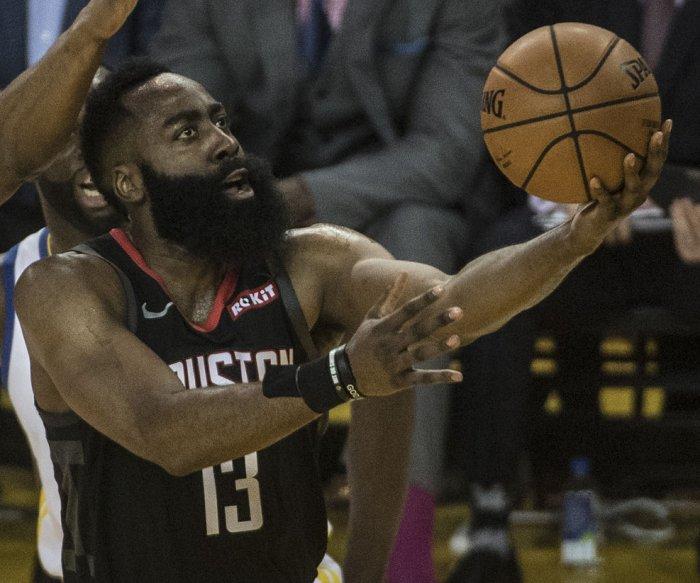 Houston Rockets to retire James Harden's No. 13 jersey