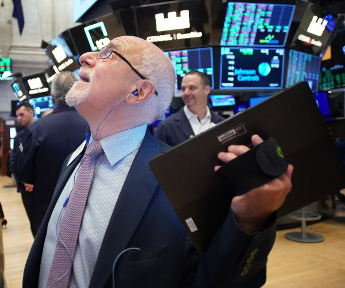 U.S. markets, Treasury bonds surge after record losses this week