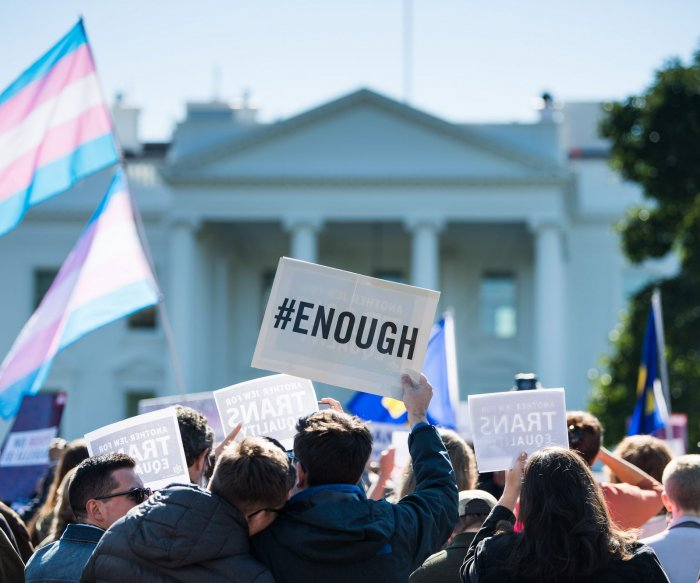 Supreme Court decides not to hear cases on transgender troops, DACA