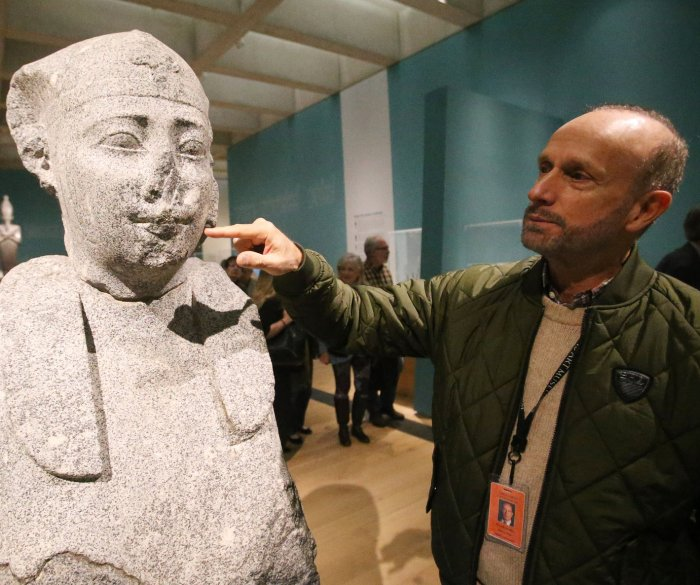Largest-ever collection of Egyptian art on display in U.S. comes to St. Louis