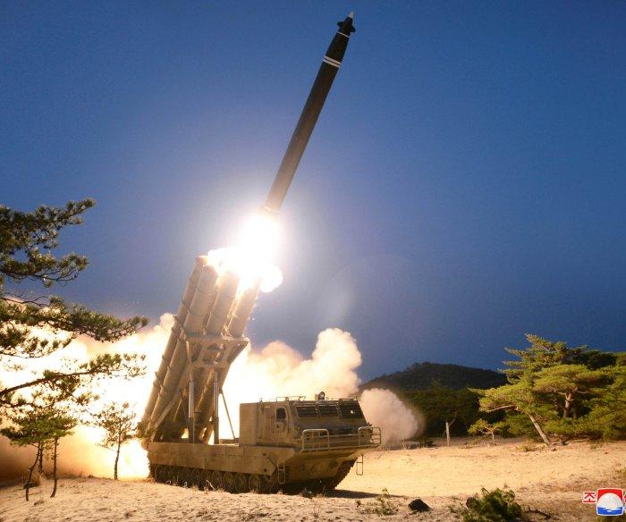 North Korea missile images raise questions about authenticity