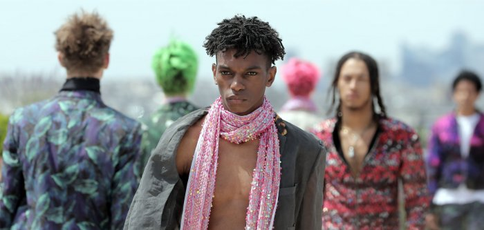 Moments from Paris Men's Fashion Week
