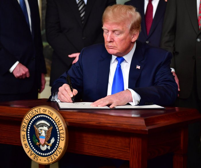 Trump orders $60B in tariffs against China for 'aggression'