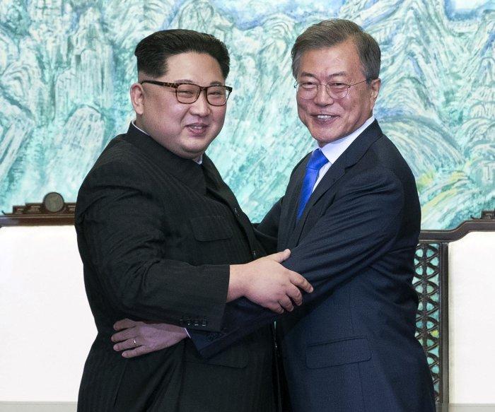 Kim Jong Un meets again with South Korean president