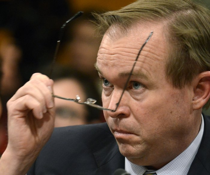 Mulvaney says he would change Medicare, Social Security as OMB chief