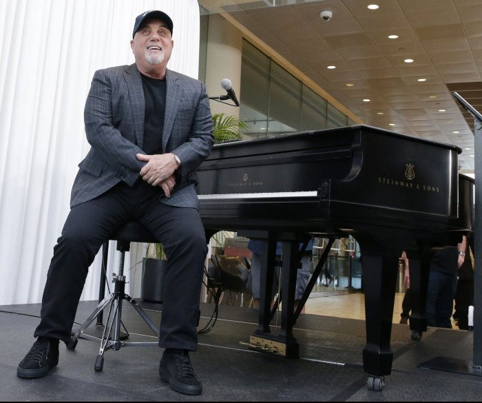 Billy Joel celebrates 100 lifetime performances at Madison Square Garden