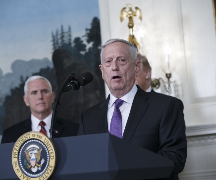'Call Sign Chaos': Gen. James Mattis' new book is a must-read