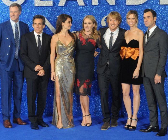 The star-studded 'Zoolander 2' premiere in London