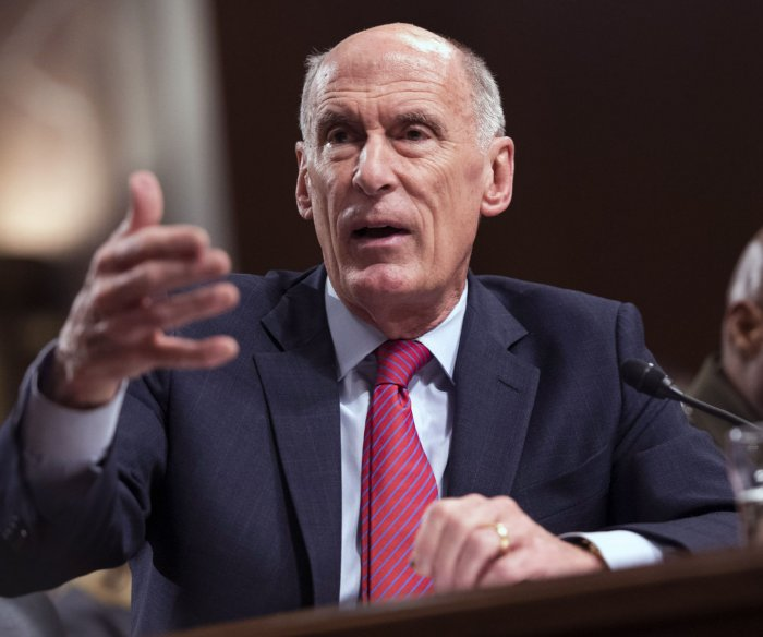 Coats won't say if Trump asked to deny Russian collusion