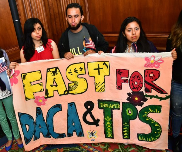 Senators introduce Republican answer to DACA