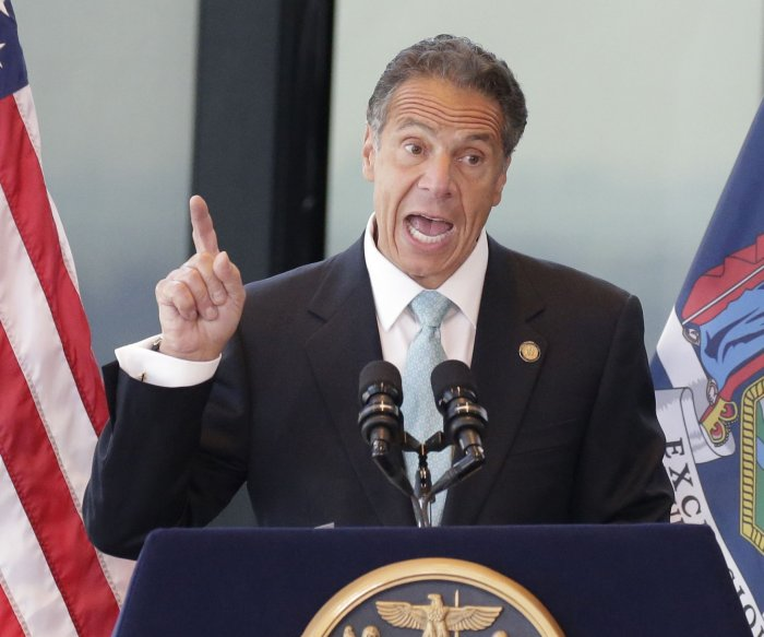 Inquiry finds N.Y. Gov. Andrew Cuomo sexually harassed multiple women