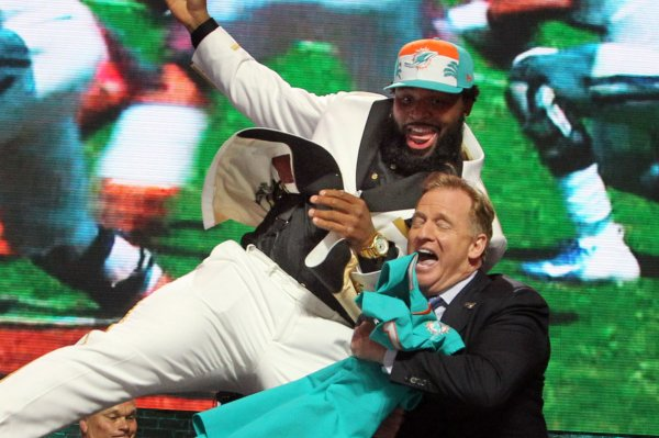 Moments from the 2019 NFL Draft