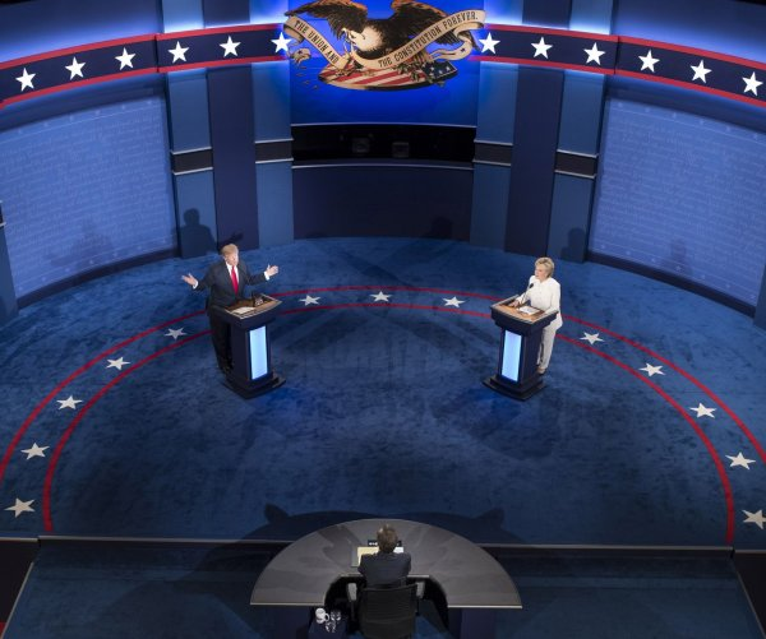 Las Vegas hosts final presidential debate of the 2016 election