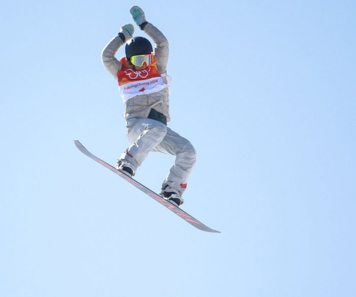 Austrian Gasser wins women's snowboard Big Air, USA's Anderson second