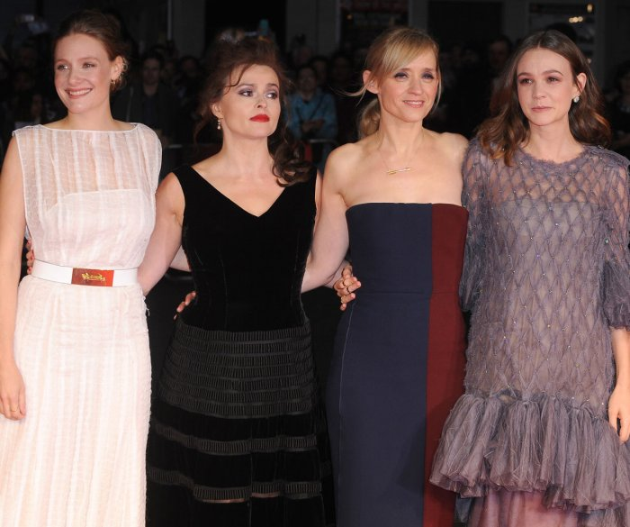 'Suffragette' screening in London