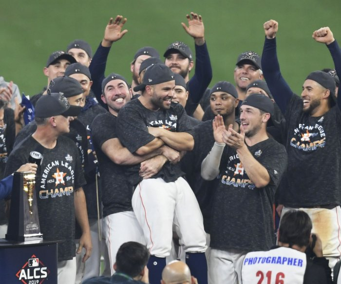 Highlights from the 2019 Major League Baseball playoffs