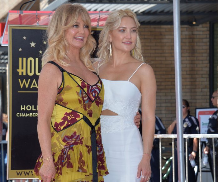 Goldie Hawn, Kate Hudson to be presenters at Sunday's SAG Awards