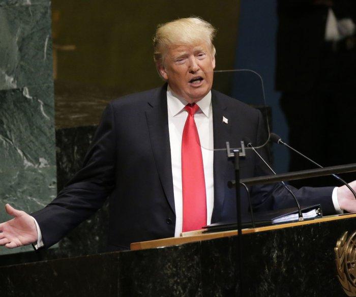 Watch live: Trump addresses North Korea, Iran in U.N. speech
